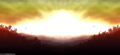 「山の風景ワイド」03(TYPE-3 natural)