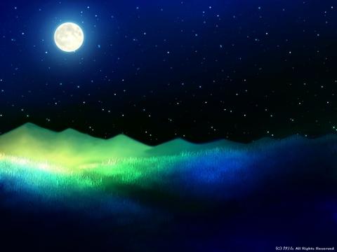 「月景色」01