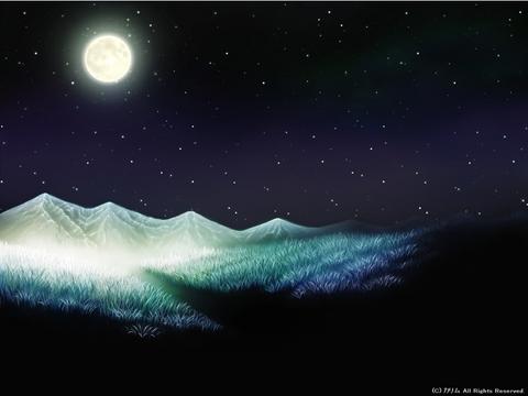 「月景色」04(カラー)