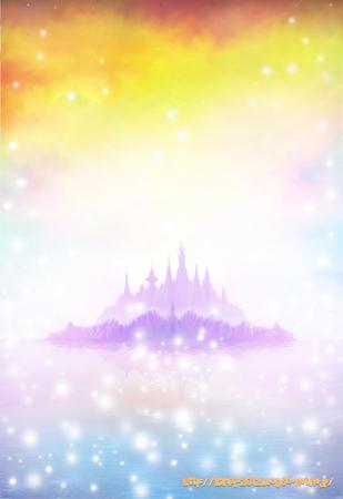 「FANTASY WORLD」01「孤島のクリスタル城」 - コピー.jpg