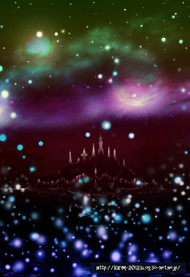 「FANTASY WORLD」02「真夜中のクリスタル城」